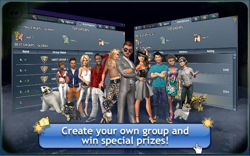 Smeet 3D Social Game Chat apkdebit screenshots 4