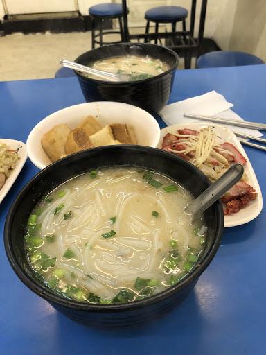 三粒米粉湯魯肉飯