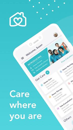 Homage - Care Where You Are Apk 1