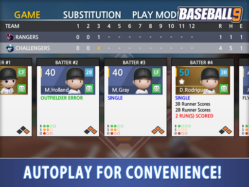BASEBALL 9 1.4.7 screenshots 12
