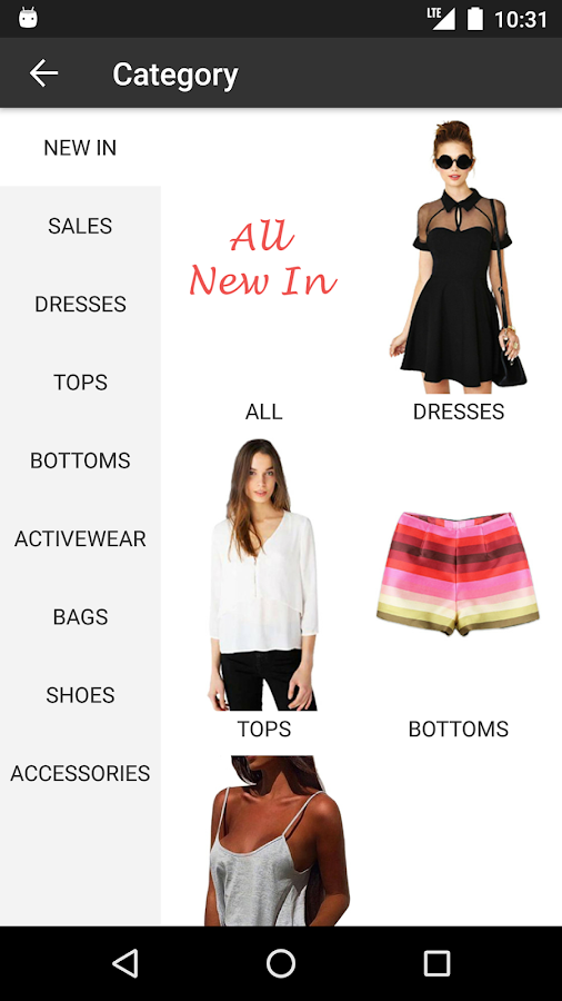 Yoins Shopping-Women Fashion Clothing- screenshot