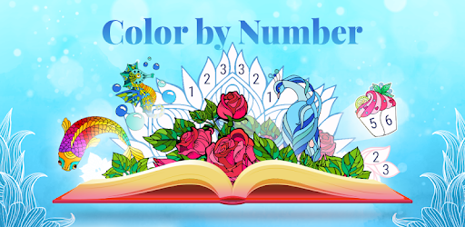 Happy Color Color By Number Apps On Google Play