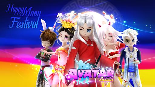 AVATAR MUSIK WORLD - Social Dance Game 0.8.0 screenshots 1