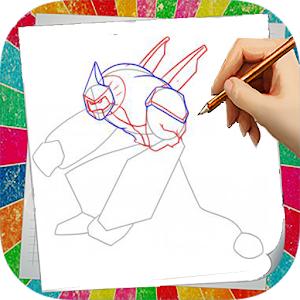 How To Draw Ben10 Tutorial