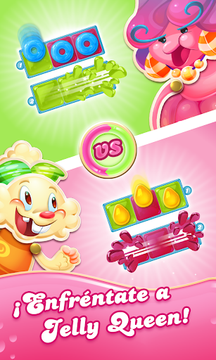 Candy Crush Jelly Saga para Android