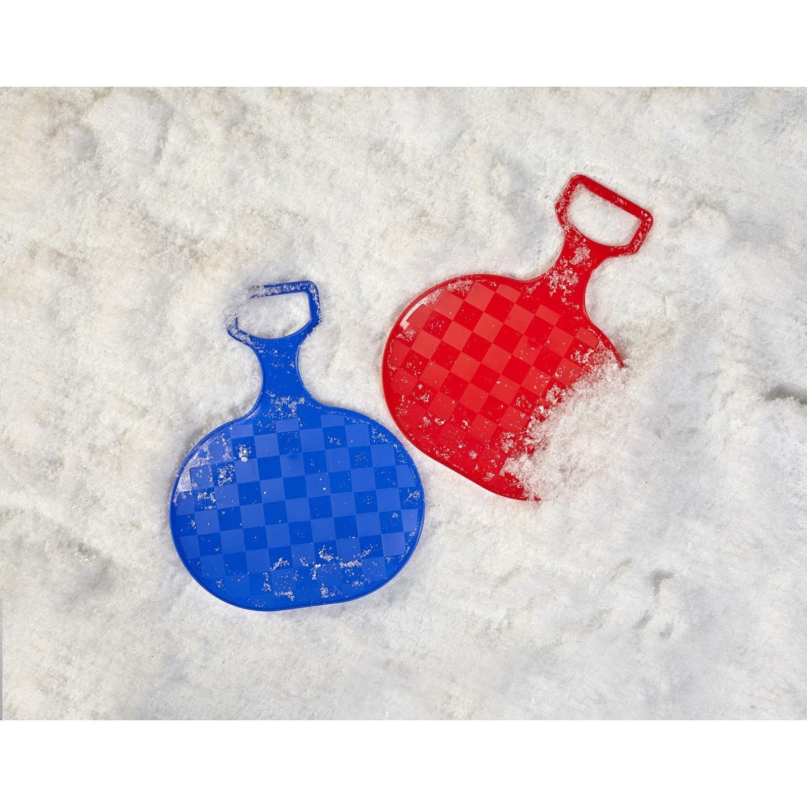 Snow Glider Sledge - Red