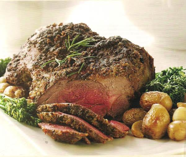 Herb Roasted Lamb Recipe
