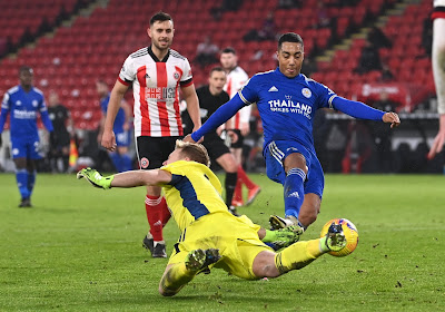 Leicester City et Tielemans prennent trois points importants à Sheffield