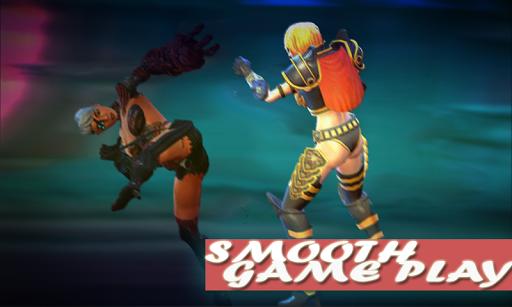 Super Girls Karate Fighting Game 1.02 screenshots 3
