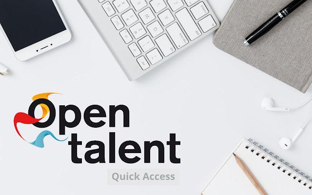 Opentalent - Quick Access