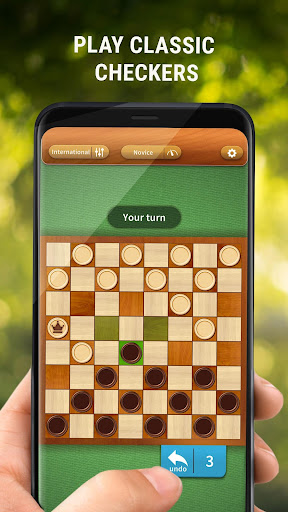 Checkers 2.1.4 screenshots 1