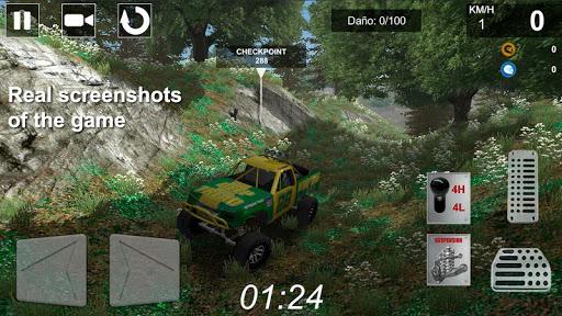 Code Triche TOP OFFROAD Simulator APK MOD (Astuce) screenshots 2