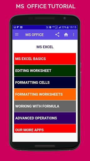 Download MS OFFICE (WORD EXCEL POWERPOINT) TUTORIAL OFFLINE
