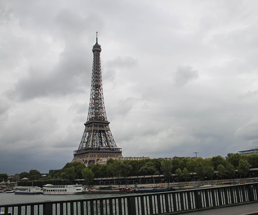 Attractions in Eiffel Tower