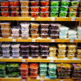 My Favorite Food Rack by Dave Walters - Food & Drink Candy & Dessert ( craving, candy, nuts, artistic, colors, food,  )
