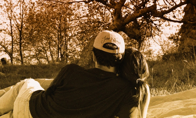 L'abbraccio di un amore di K-Luke