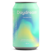 Cucumber Lime Daydream Sparkling Water