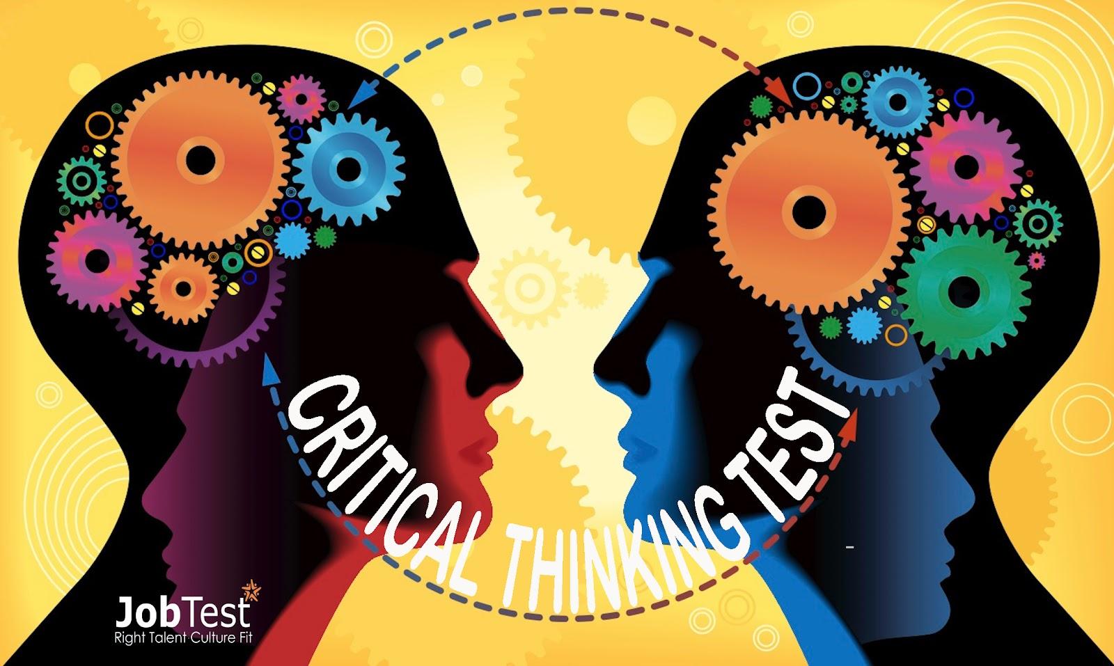 Thực hiện bài Critical Thinking Test của Jobtest