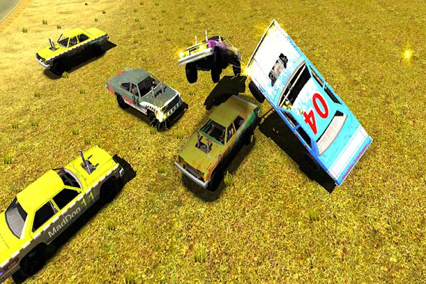 Demolition Derby: Death Match screenshot