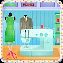 Fashion Tailoring Girls Games icon