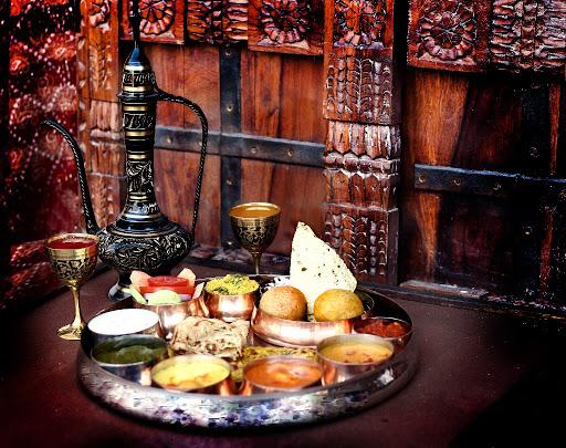 Govindam Retreat menu 1