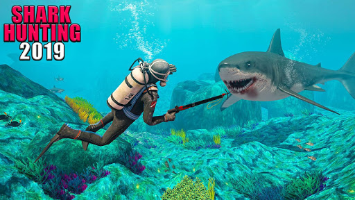 Survivor Sharks Game: Hunter Action Games  screenshots 13