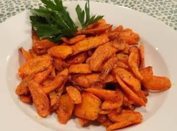 Cinnamon & Cumin Carrots