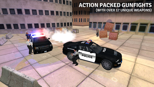 Cop Duty Police Car Simulator screenshots 6