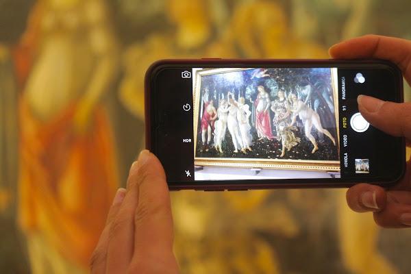 SpringTime #Botticelli di Nicolas Bernardi Imagine