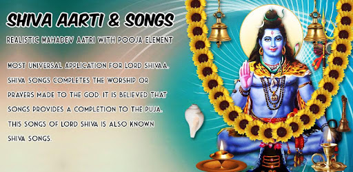 Lord Shiva Songs Ringtone Aarti Wallpaper Apps On Google Play