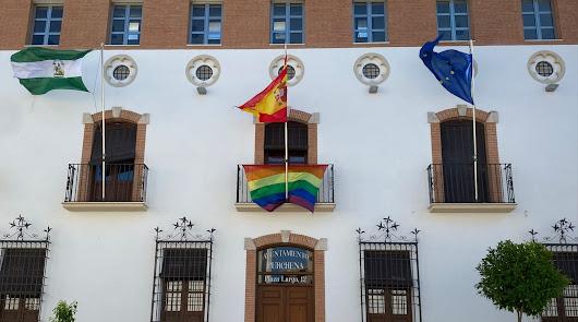 Purchena reivindica la igualdad de derechos del colectivo LGTBI