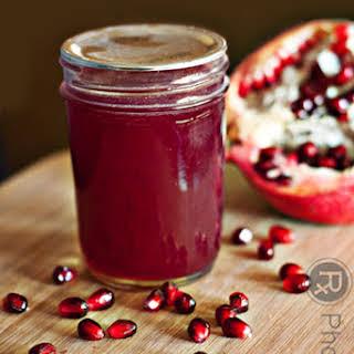 Pomegranate Jelly No Pectin Recipes.