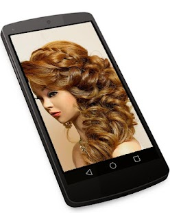 Hairstyle Changer For Girl Images And Videos Android Apps On - Hairstyle change app download