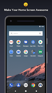 Apex Launcher Pro Final V4.9.16 MOD APK (UNLOCKED) 2