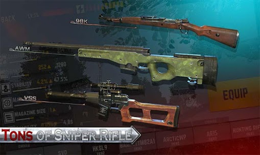 Sniper 3D Strike Assassin Ops – Gun Shooter Game 9
