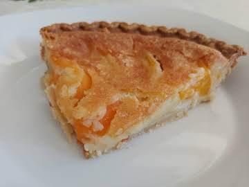 Peach Deluxe Pie