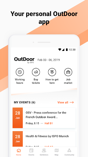 OutDoor by ISPO screenshot 3