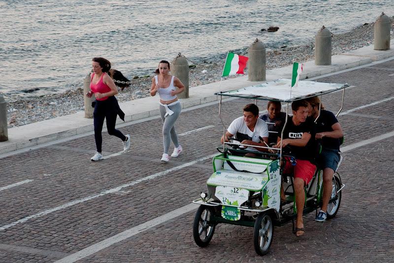 Di corsa di Fiorenza Aldo Photo