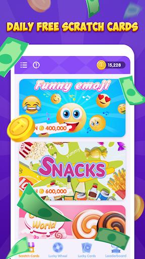 Daily Scratch - Win Reward for Free 1.1.3 screenshots 1