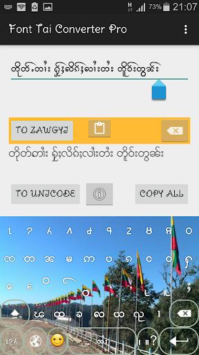 Font Tai Converter Pro
