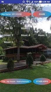 MY HOUSE - náhled