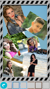 Photo Collage Editor: Pics Mix - náhled