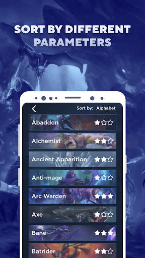 Doter's assistant for Dota 2 1.9.4 screenshots 2