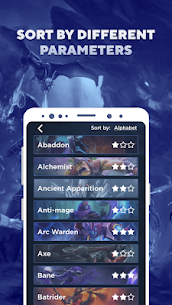 Doter's assistant for Dota 2 2.0.6 Mod APK Download 2