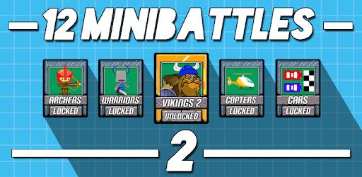 12 MiniBattles 2 for PC