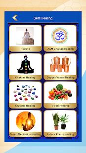 Self Healing With Chakra Meditation 1