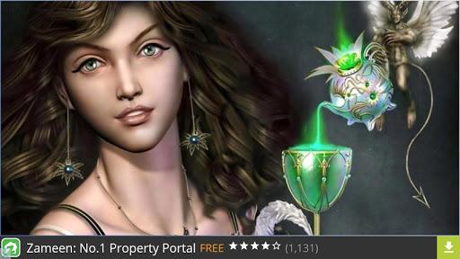 幻想女巫壁紙
