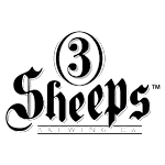 Logo of 3 Sheeps Nimble Lips, Noble Tongue: Hoppy Spice