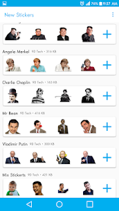New Stickers For WhatsApp – WAStickerapps Free App Download For Android 4