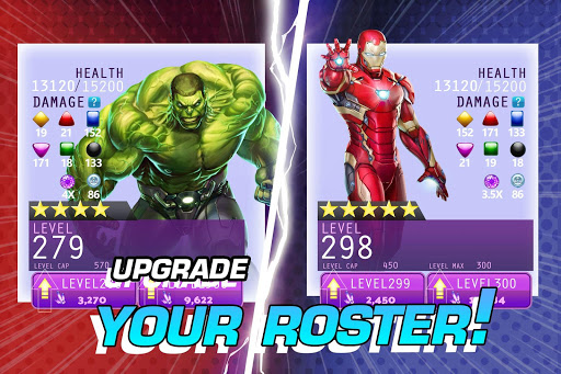MARVEL Puzzle Quest: Join the Super Hero Battle! 207.535654 screenshots 6